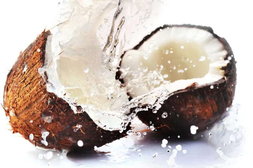 Trending: Coconut Water
