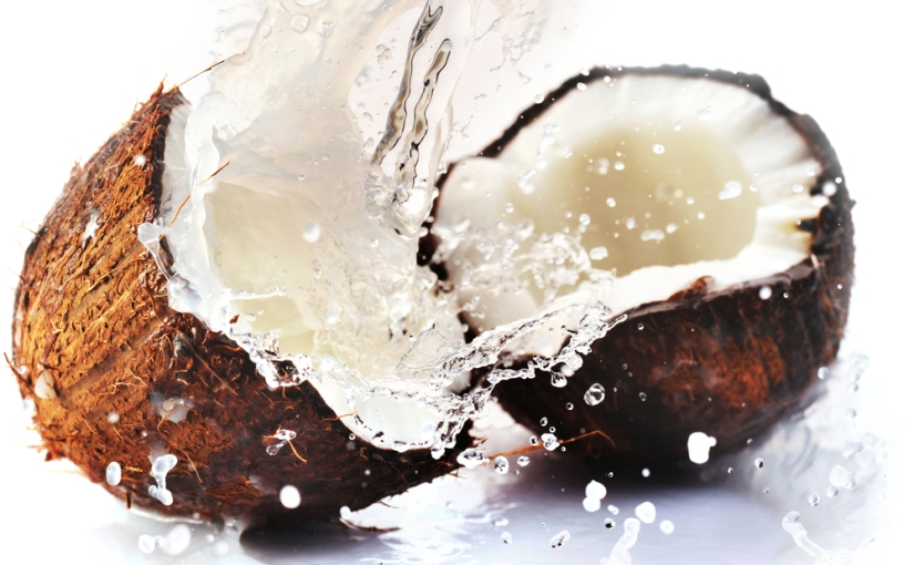 Trending: Coconut Water