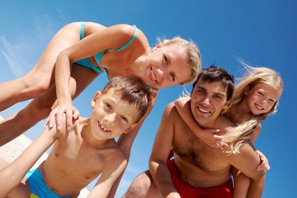 голые семьями фото