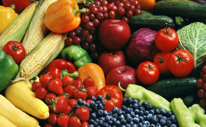 The Super-Foods Alphabet