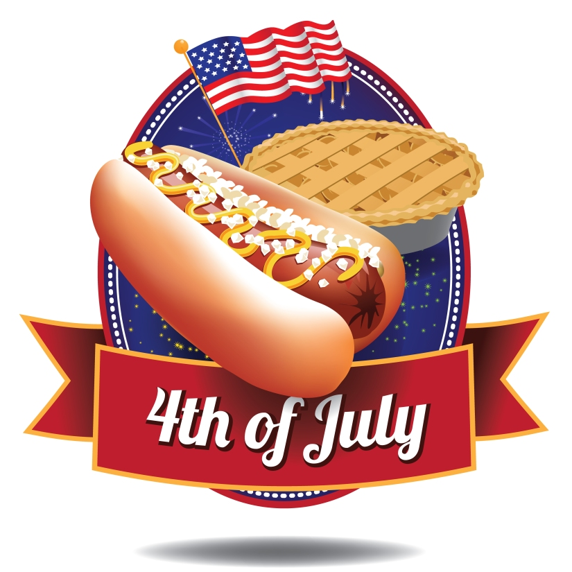 Happy Fourth of July… To Your Belly!