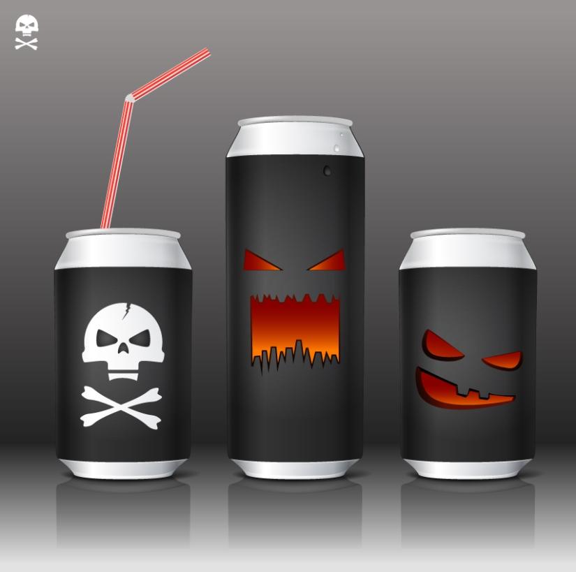 Soda: Scarier ThanHalloween