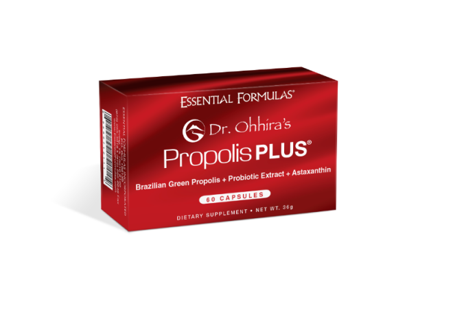 Propolis 60cap Angled Right